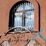 Кованые решетки для пластиковых окон