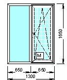пластикое окно